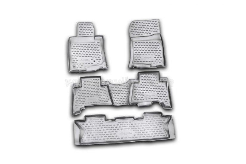 Автомобильные коврики для Toyota Land Cruiser Prado 120 ...